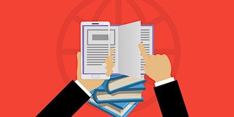 "Seminari sobre ""Biblioteca pública i lectura digital"" entradas"