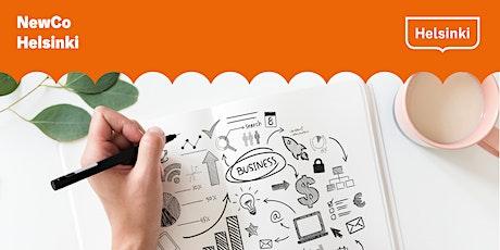 Liiketoimintasuunnitelma & laskelmat-koulutus (online) tickets
