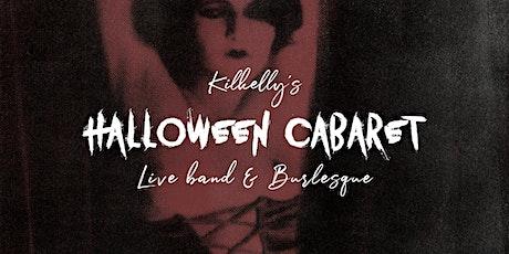 Kilkelly's Halloween Cabaret: Feat. Mimi Oh La La! Tickets