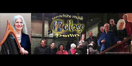 Collage - forum für frühe Musik   Adieu fortune - Abschied von Judy Tickets