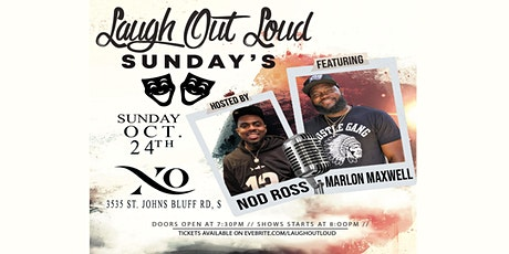 Laugh Out Loud Sunday's tickets
