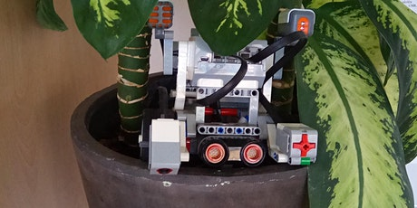 Programiranje robotkov LegoMindstorms EV3 tickets