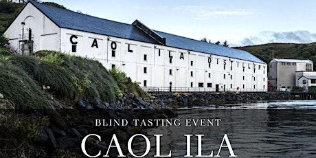 Caol Ila Blind Tasting Event @ Bar Buonasera tickets