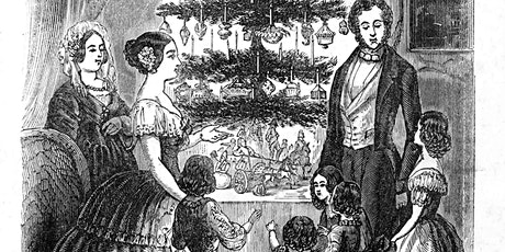 A St Helens Dickensian Christmas tickets