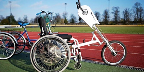 Relaxed/Accessible Bike Session for Children with Additional Needs - Age 3+ tickets