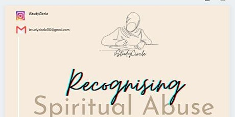 Recognising Spiritual Abuse tickets