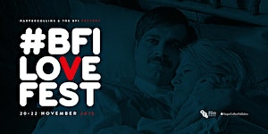 The HarperCollins and BFI LoveFest #BFILoveFest