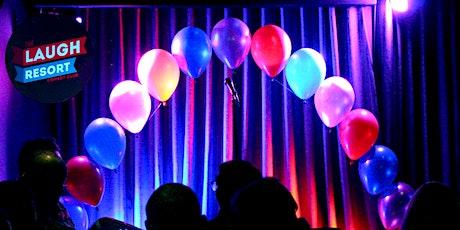 The Laugh Resort Comedy Club 30th Birthdayversary tickets
