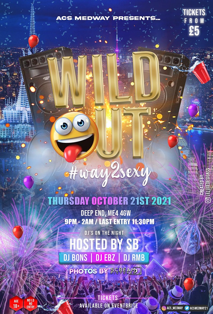 WILD OUT#WAY2SEXY image