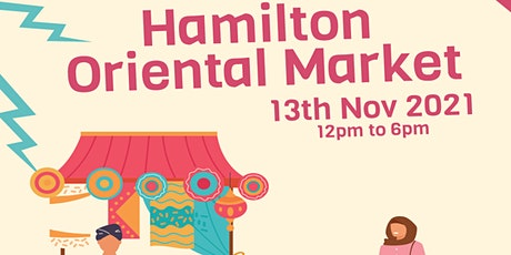 Hamilton Oriental Market tickets