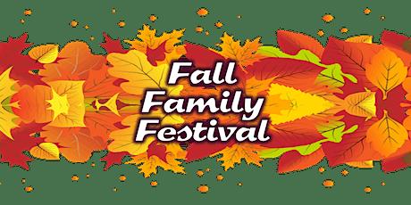 Fall Festival & Trunk or Treat tickets