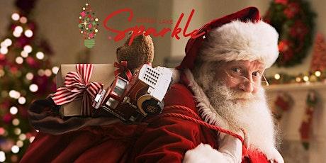 Meet Santa at The Spring Lake Sparkle Festival tickets