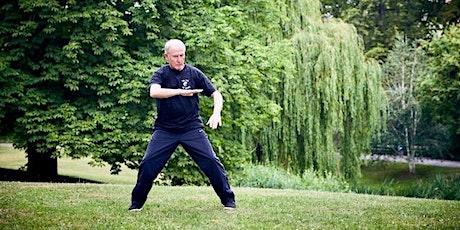 5 Elemente QI GONG- chin. medizinische Heilgymnastik- Basis-u. Aufbaukurs I entradas