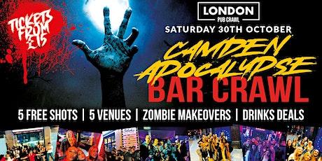Camden Apocalypse // London's Biggest Halloween Bar Crawl tickets