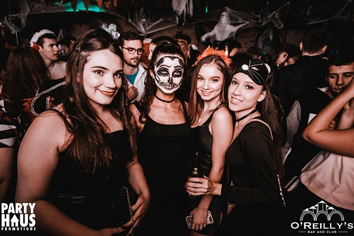 O'Reilly's   Halloween Fancy Dress Ball    Saturday 30th Oct image