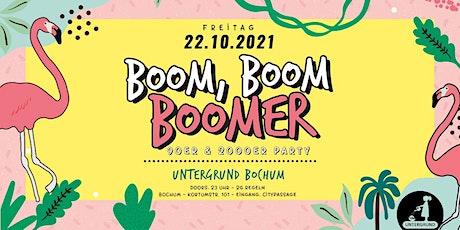 Boom, Boom, Boomer - Die 90er & 2000er Party Tickets