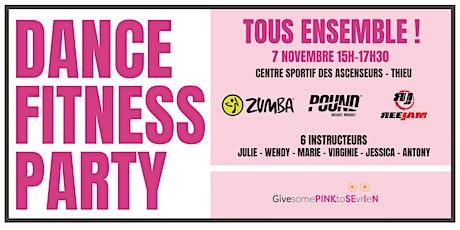 Dance Fitness Party billets