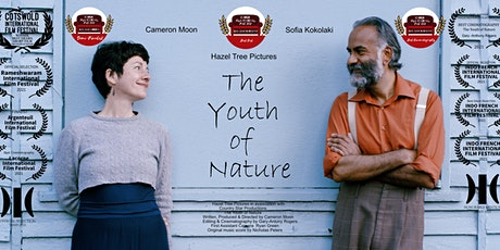 THE YOUTH OF NATURE short film charity screening tickets