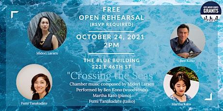 Midori Larsen Chamber Music Open Rehearsal tickets