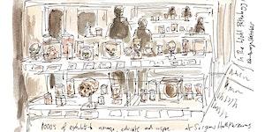 Sketching Class with Edinburgh Sketcher 1pm