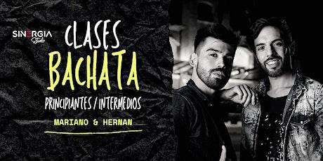 Sinergia Studio - Bachata Octubre (Mariano y Hernan) entradas