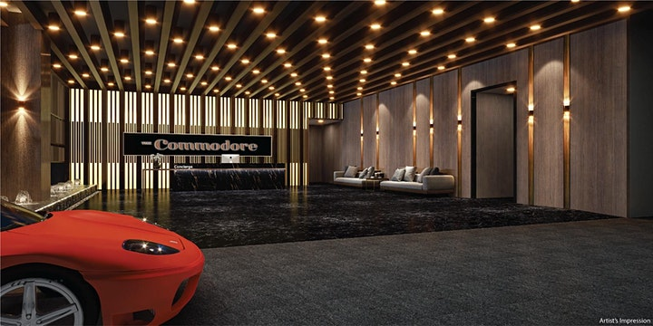 The Commodore Preview -Register for VVIP  Showflat viewing appointment image