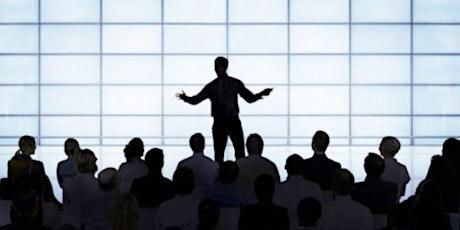 Atelier prise de parole en public - 1 journée entière billets