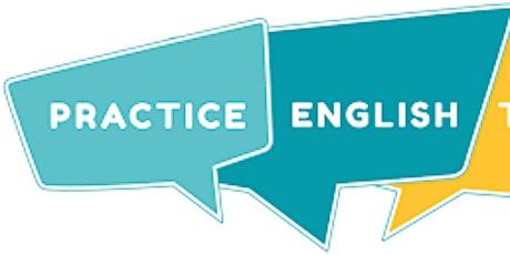 Practice English for Spanish Speakers/Aprende inglés tickets