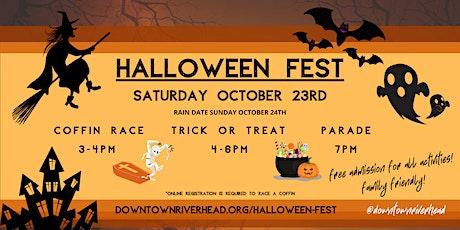 Downtown Riverhead's Annual Halloween Fest tickets