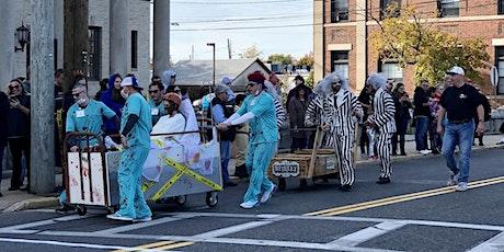 Coffin Races @ Downtown Riverhead Halloween Fest tickets