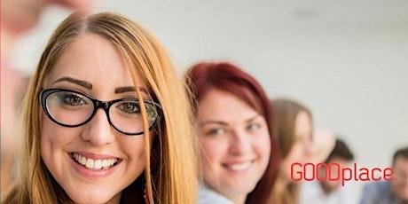 Fachausbildung GOODplace® Certified Feelgood Manager Tickets