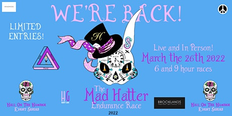 HOTH MAD HATTER Endurance Race 2022 - Live & In Person! tickets