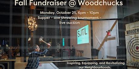 SJTL Fall Fundraiser tickets