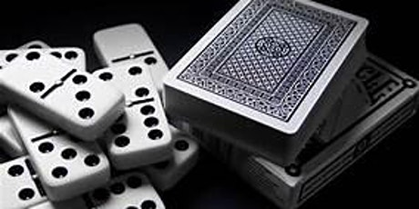 Toy drive 'n Tournament (Dominoes & Spades) tickets