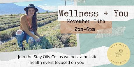 Wellness + You tickets