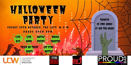 Halloween Party @ The Loft WSM tickets