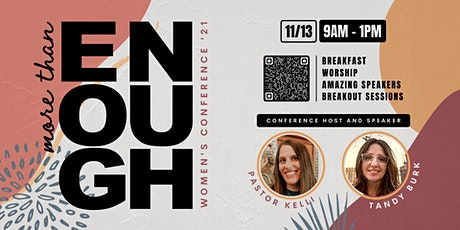 More Than Enough Women's Conference tickets