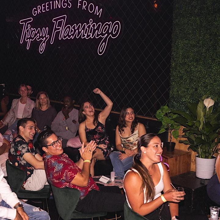 Tipsy Flamingo Comedy Night (Sunday) image