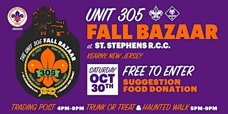 305 Trading Post Flea Market  @ The Unit 305 Fall BAZAAR tickets