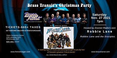 BRASS TRANSIT'S CHRISTMAS PARTY tickets