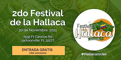 2do Festival de la Hallaca tickets