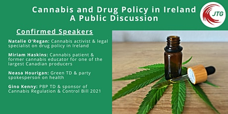 Cannabis in Ireland Discussion tickets