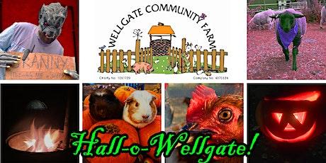 Halloween at Wellgate Community Farm tickets