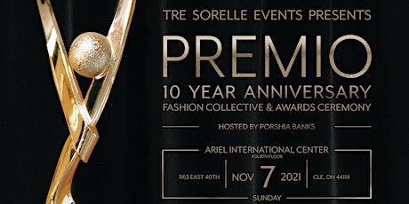 Tre Sorelle Events Presents: PREMIO Fashion Collective & Awards Ceremony tickets