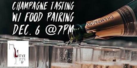 Wine  Tasting -  Champagne! tickets