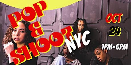 Pop & Shoot NYC tickets