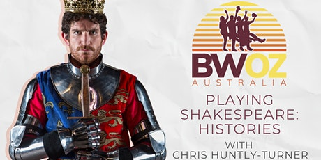 Playing Shakespeare: Histories tickets