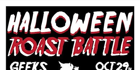 Fight Club Round 4: Roast Battle Edition tickets