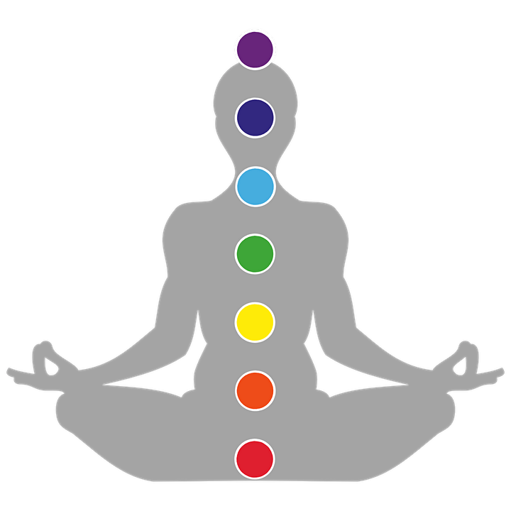 A journey through the chakras — with essential oils & tuning forks image
