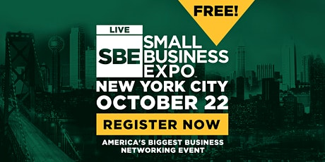 Small Business Expo 2021 - NEW YORK CITY tickets